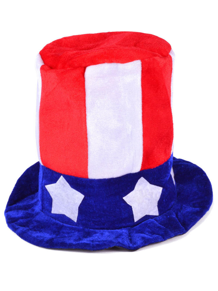 Adults Uncle Sam Hat