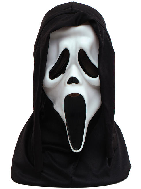 Adult's Scream Mask