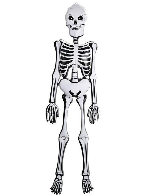 Inflatable Skeleton Prop