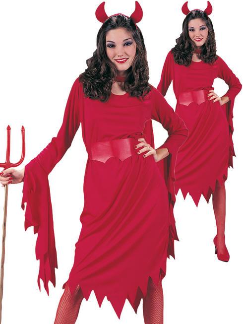 Ladies Devil Lady Costume