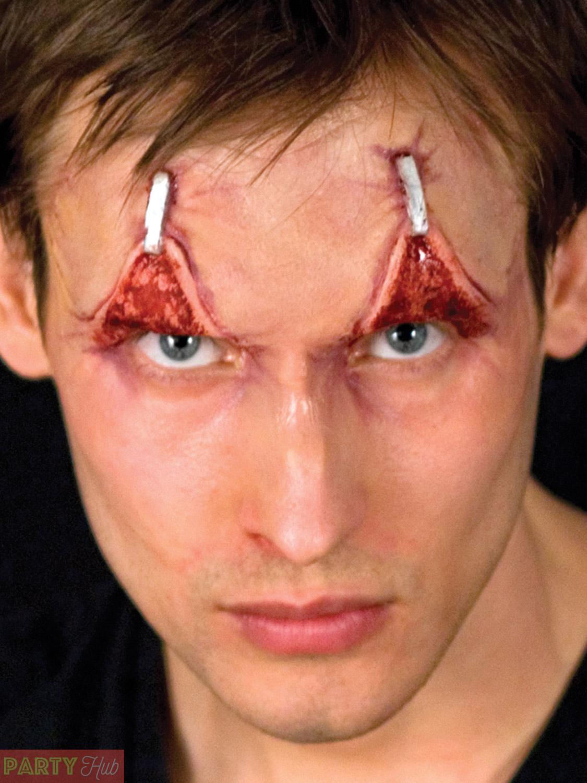 Halloween Woochie Latex Kit Prosthetic Zombie Vampire Burn Injury ...