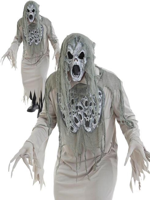 Men's Wailing Spirit Costume