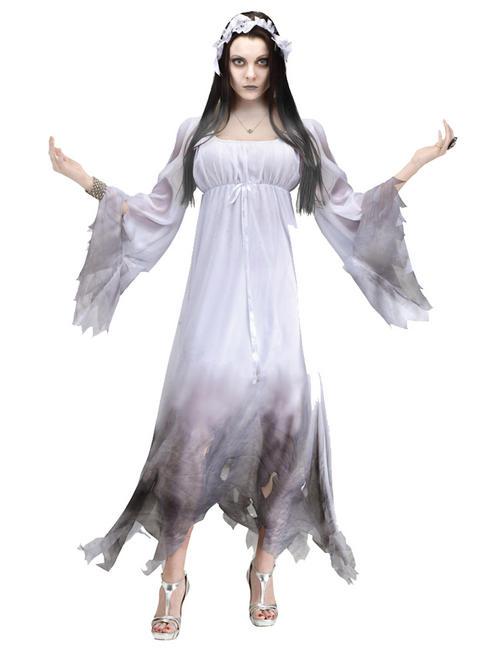 Ladies Gothic Ghost Costume