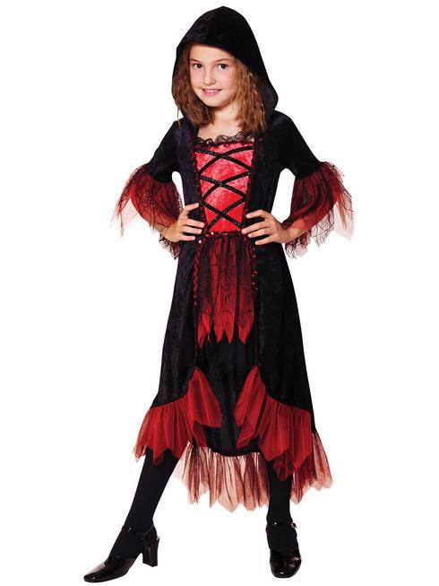 Girl's Vampire Girl Costume