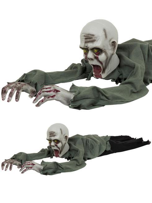 Crawling Zombie Prop