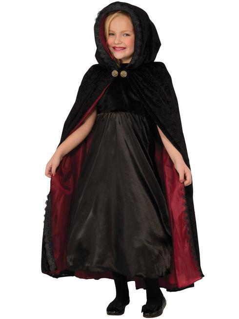 Child's Gothic Vampire Cape