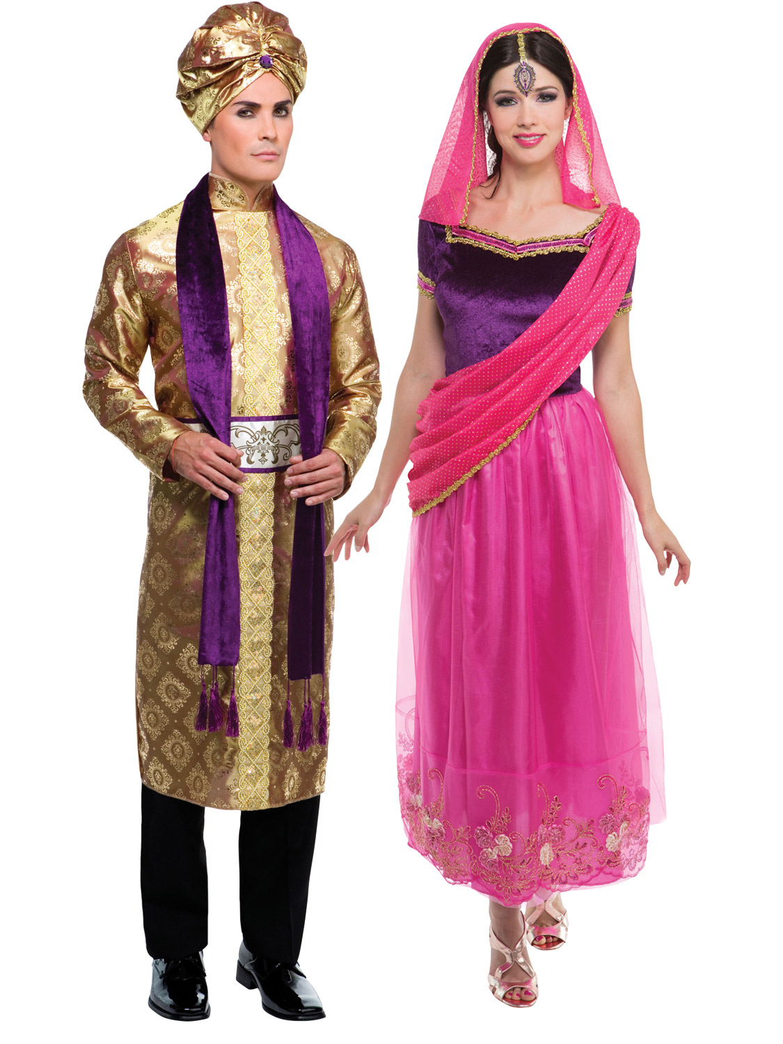 Adult bollywood costume men ladies arabian fancy dress woman belly image 2 solutioingenieria Choice Image