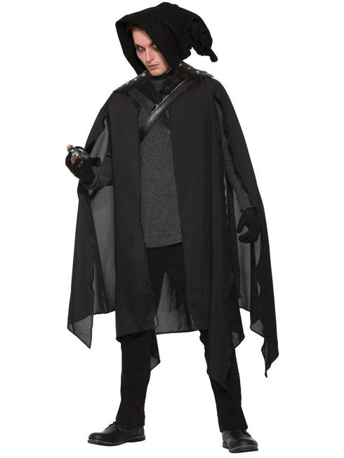 Adult's Wizard Warlock Cape