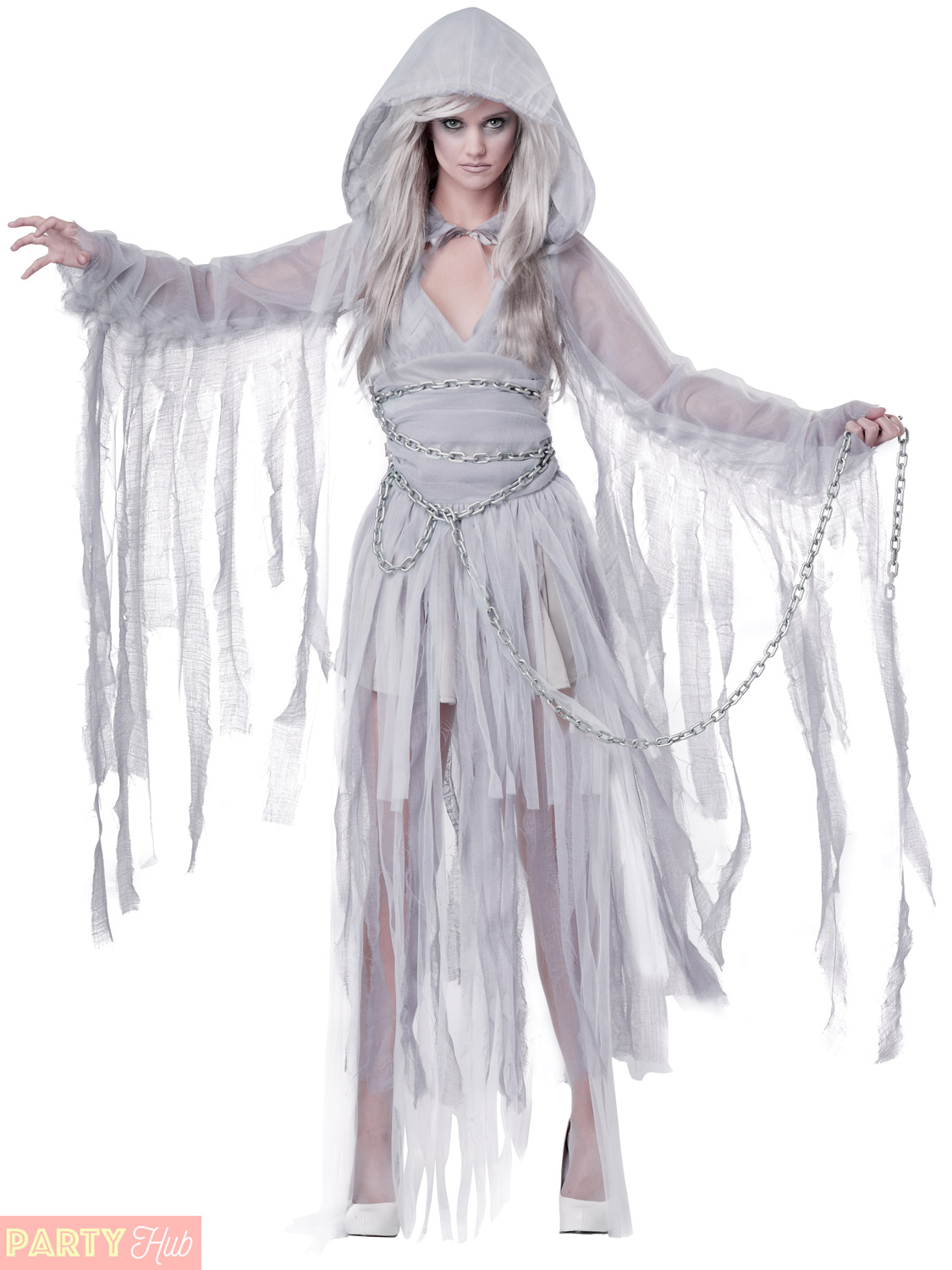 ladies haunted beauty costume adults ghost bride halloween