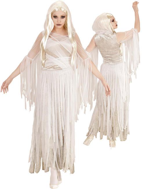 Ladies Ghostly Spirit Costume