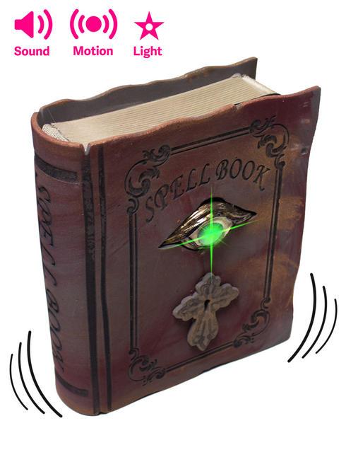 Animated Magic Book Prop