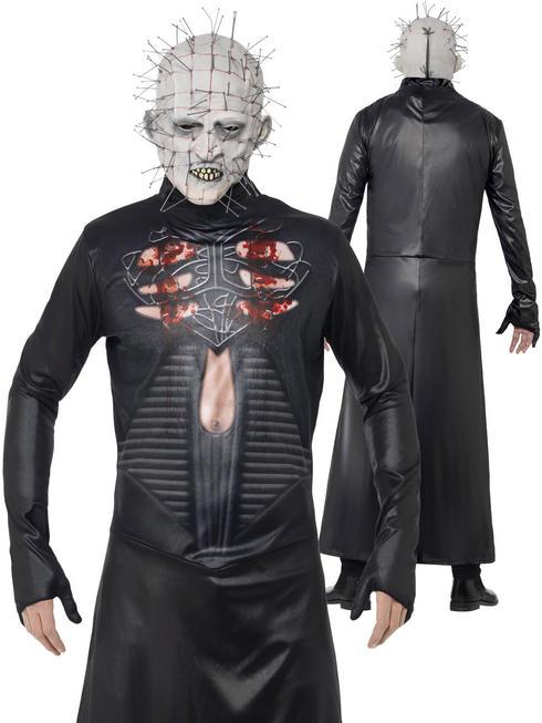 Mens Pinhead Costume