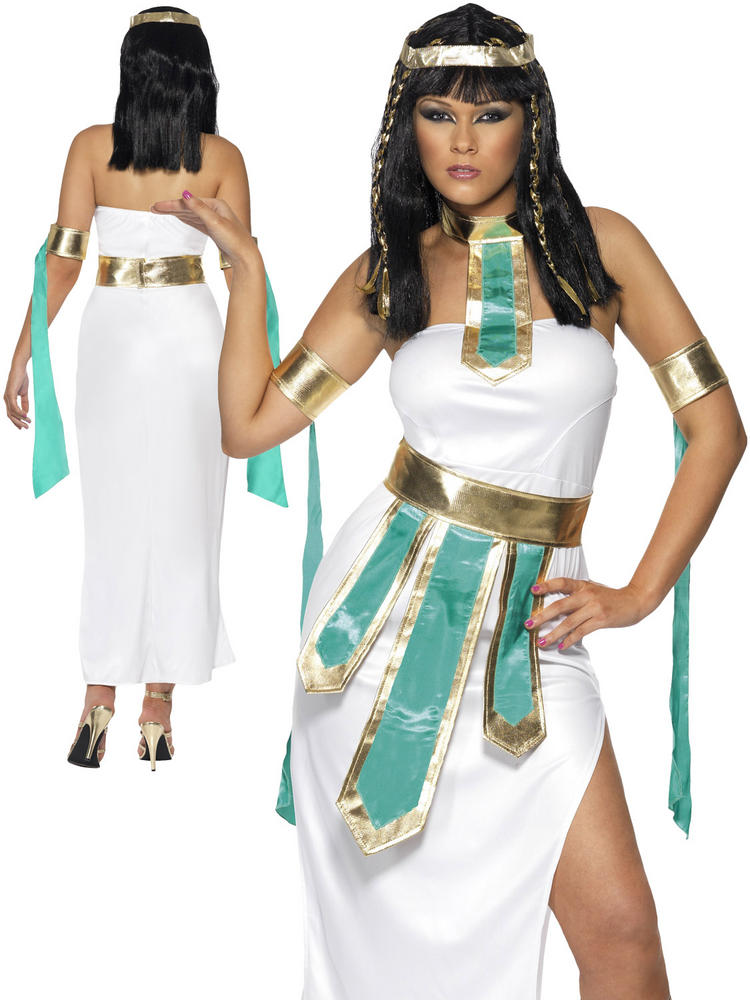 Ladies Jewel Of The Nile Costume