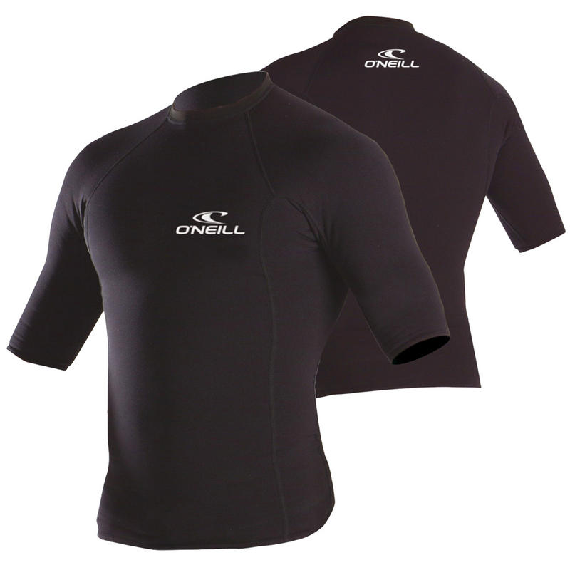 O'Neill Mens Thermo-X SS Rash Vest
