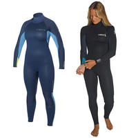 C-Skins Surflite 5/4/3 Womens Steamer