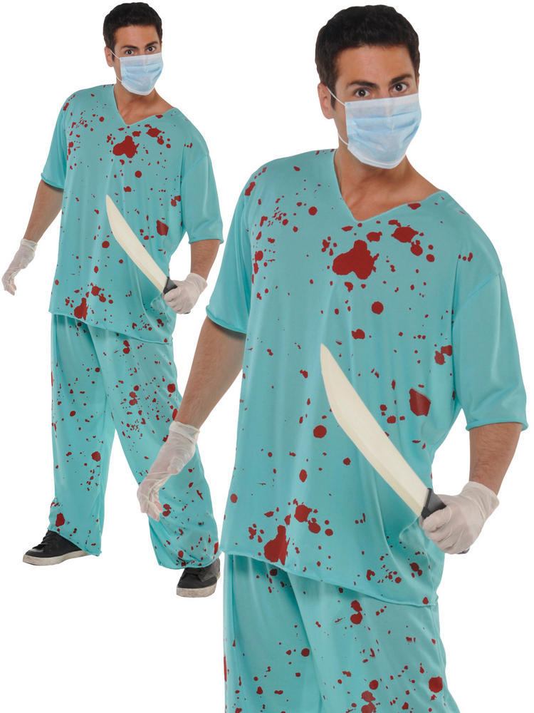 Adults Bloody Scrubs