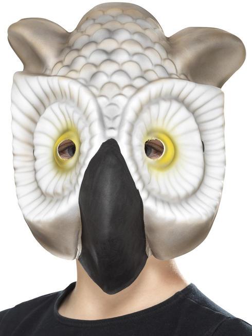 Child's Owl Animal Mask