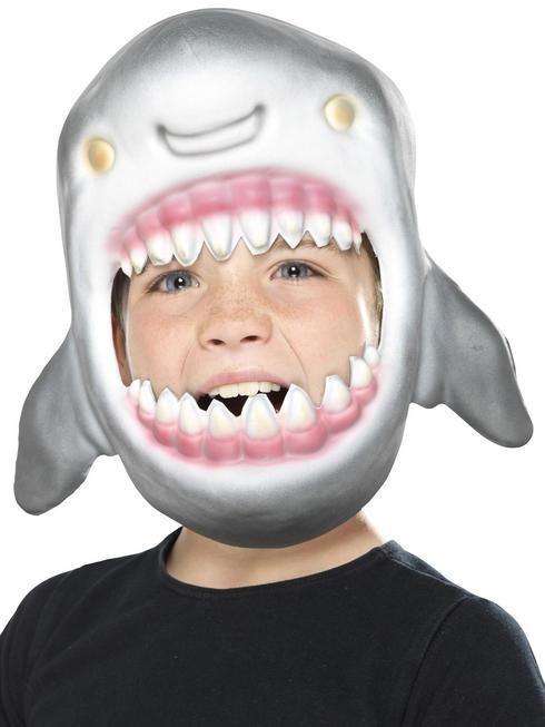 Child's Shark Animal Mask