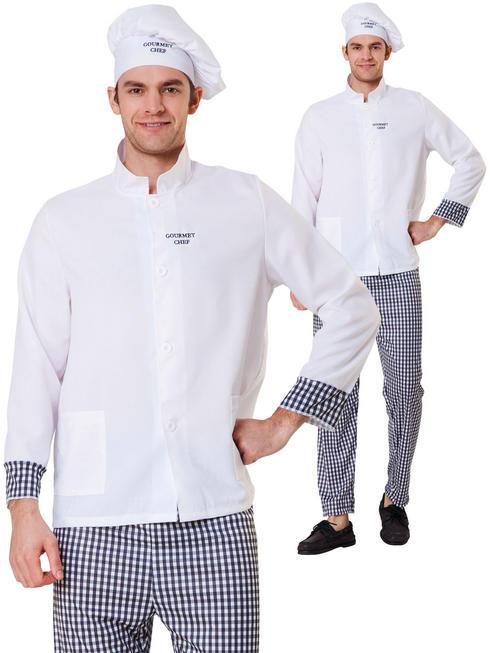 Ladies Master Chef Costume