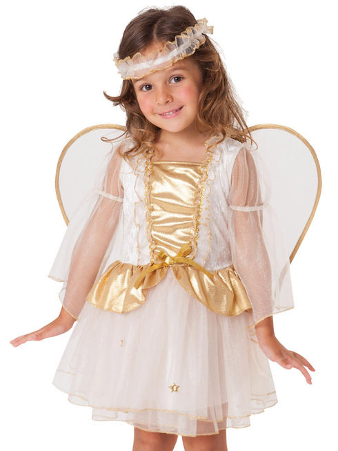 Girl's Toddler Angel Costume