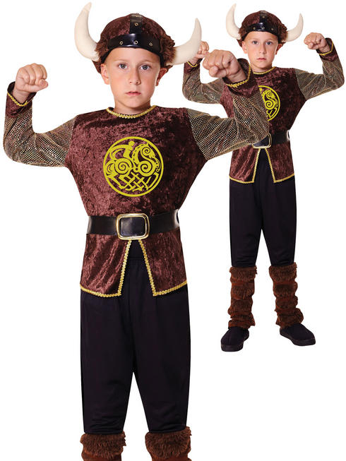 Boy's Viking Boy Costume