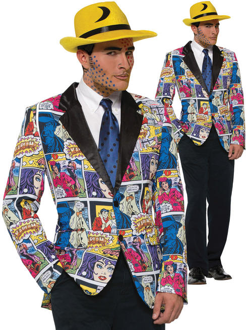 Men's Pop Art Blazer