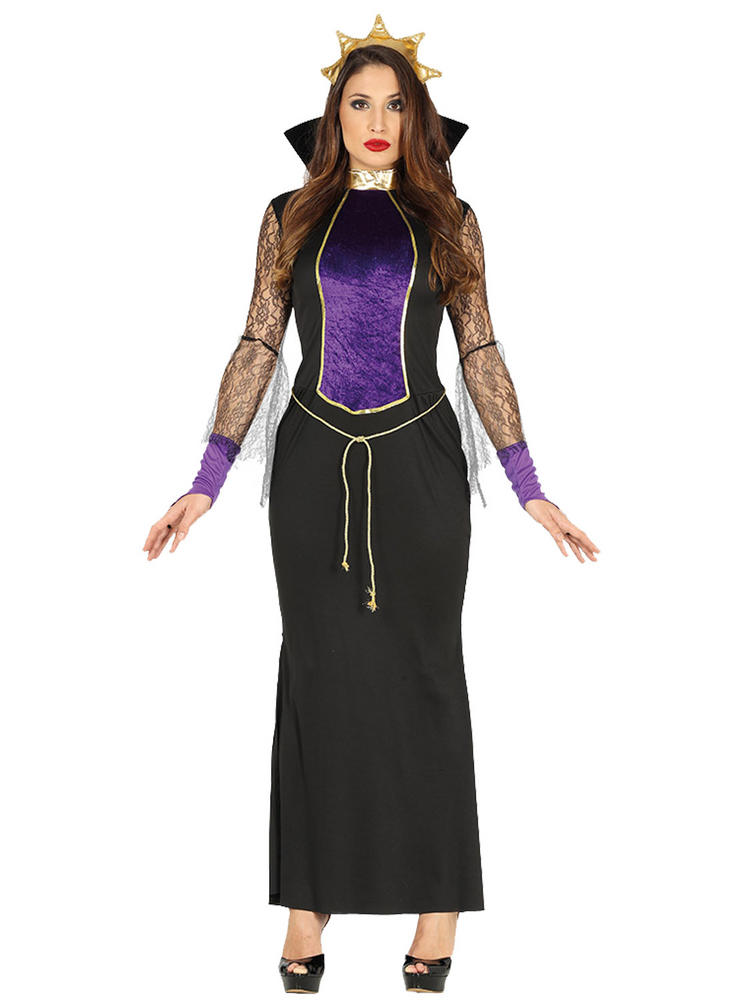 Ladies Mirror Queen Costume