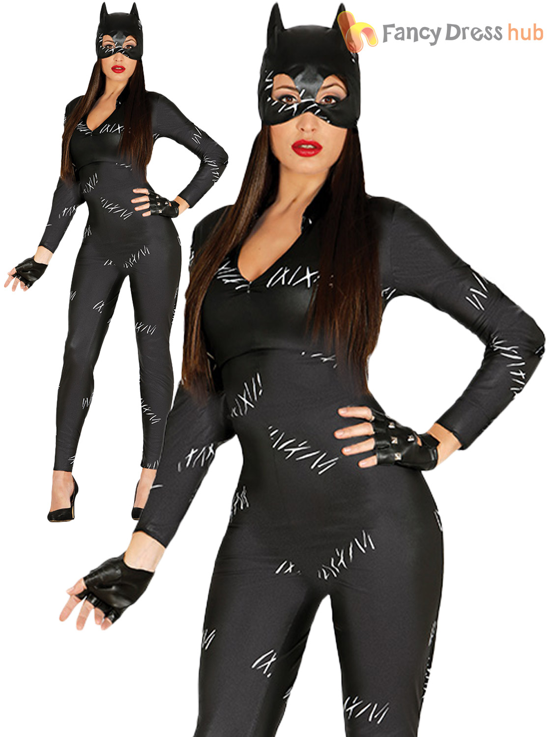 Ladies Cat Costume Uk