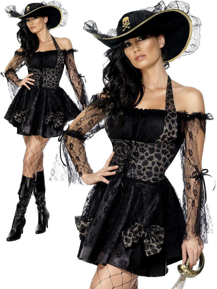 Ladies Swashbuckler Costume