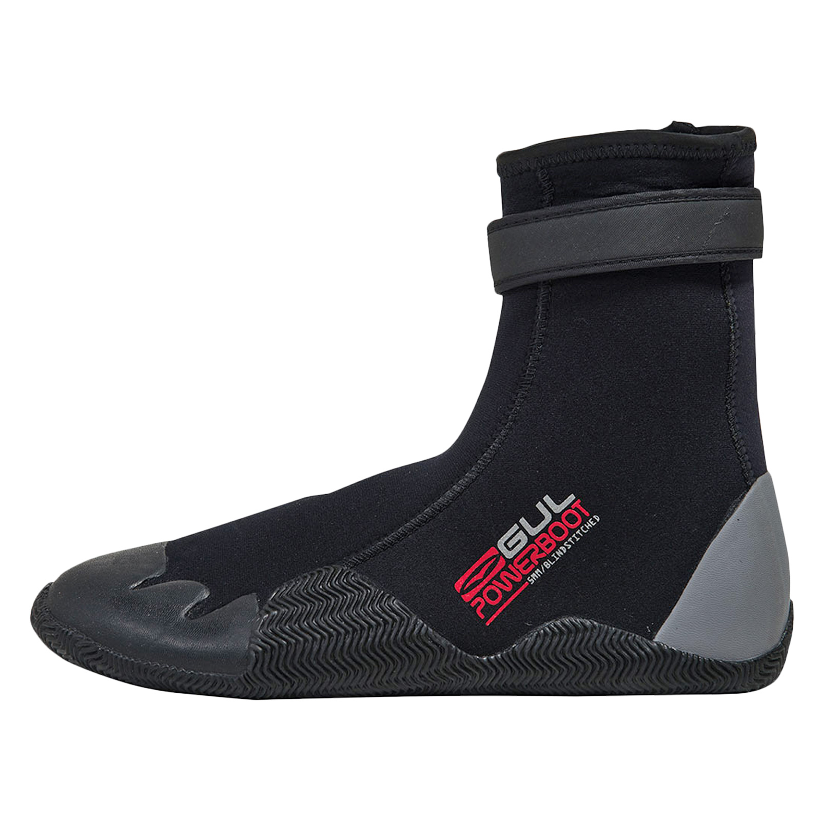 Gul-5mm-Power-Neoprene-Adult-Wetsuit-Boots-Watersports-Surf-Sail-Swim-Mens-Boot thumbnail 10