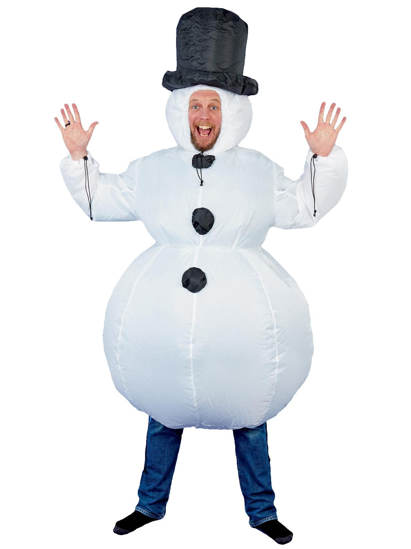 Inflatable christmas costume hat santa suit turkey snowman fancy inflatable christmas costume amp hat santa suit turkey solutioingenieria Gallery