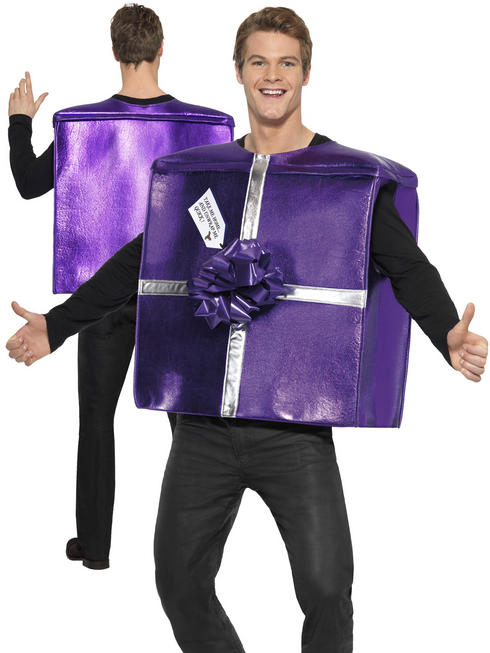 Adults Take Me Home And Unwrap Costume