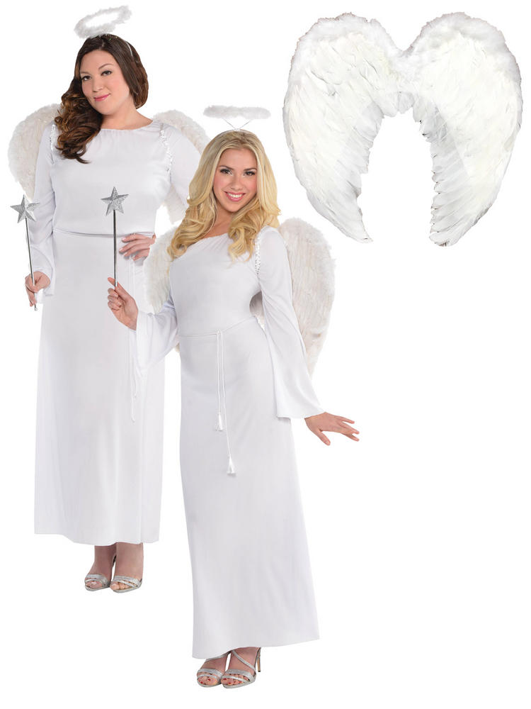 Ladies Heaven Sent Angel Costume