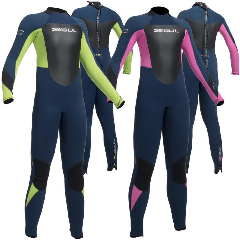 Gul Response 5/3mm BS Junior Steamer Wetsuit