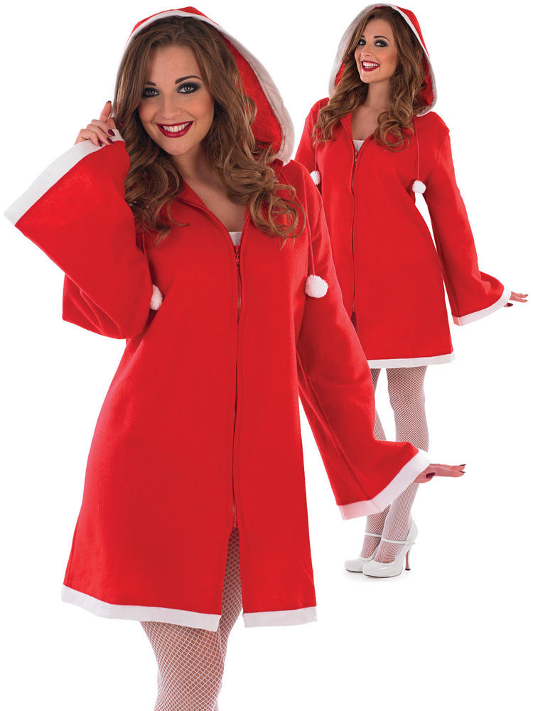 Ladies Mary Christmas Costume
