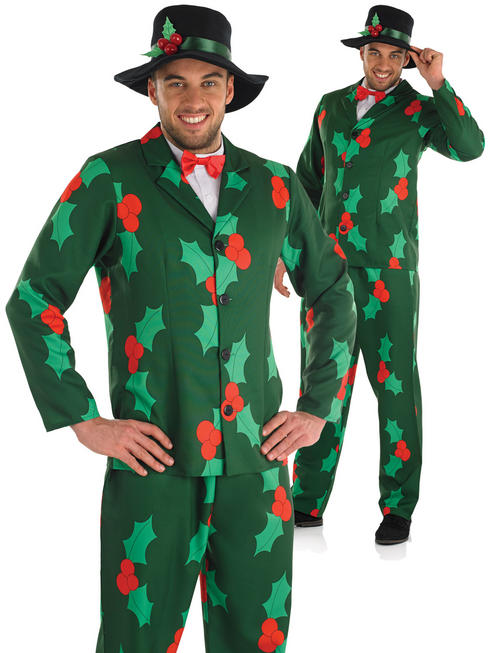 Men's Christmas Gentleman Suit