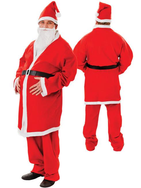 Men's Santa Budget Costume