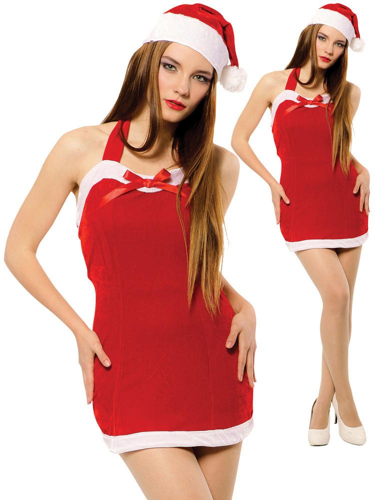 Ladies Christmas Sweetie Costume