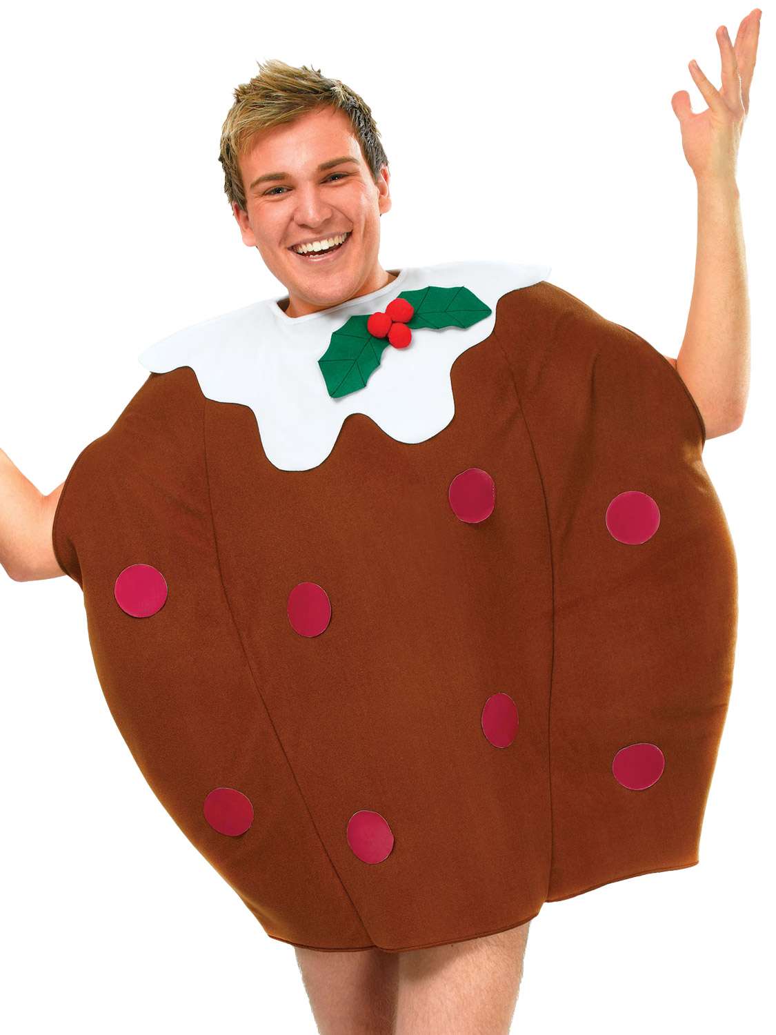 Christmas Pudding Outfit.Details About Adults Christmas Pudding Costume Mens Ladies Novelty Xmas Fancy Dress Outfit