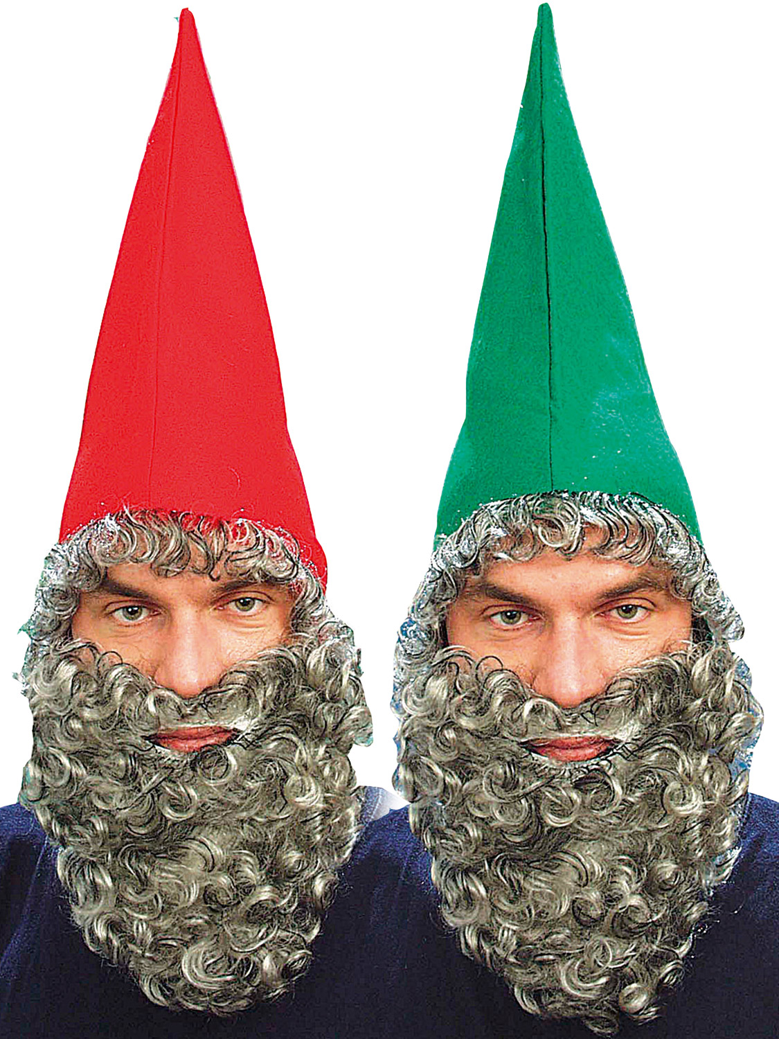 Details about Adults Dwarf Elf Gnome Hat + Beard Mens Ladies Christmas  Fancy Dress Accessory 034cfb113aa0