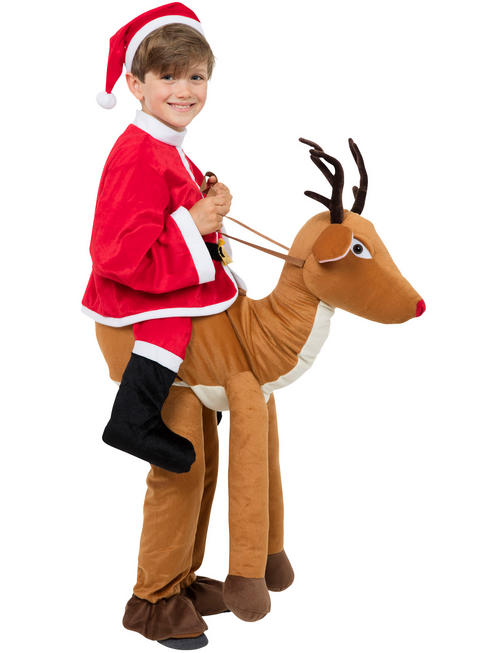 Child's Step In Reindeer Costume