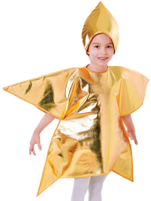 Child's Star Costume