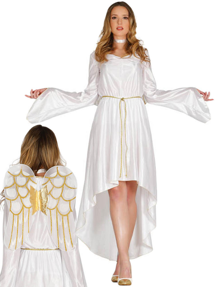 Ladies Angel Costume