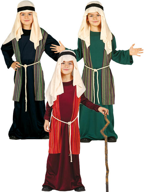 Boy's Shepherd Costume