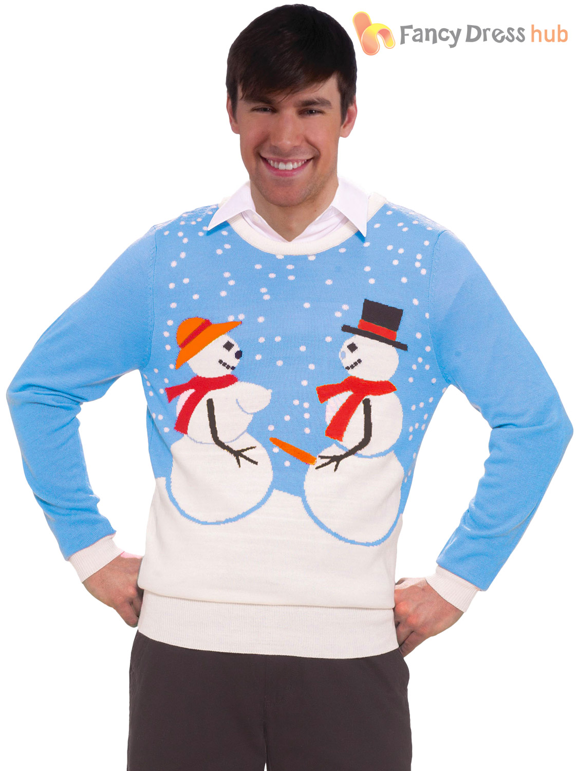 picture 2 of 2 - Ebay Ugly Christmas Sweater
