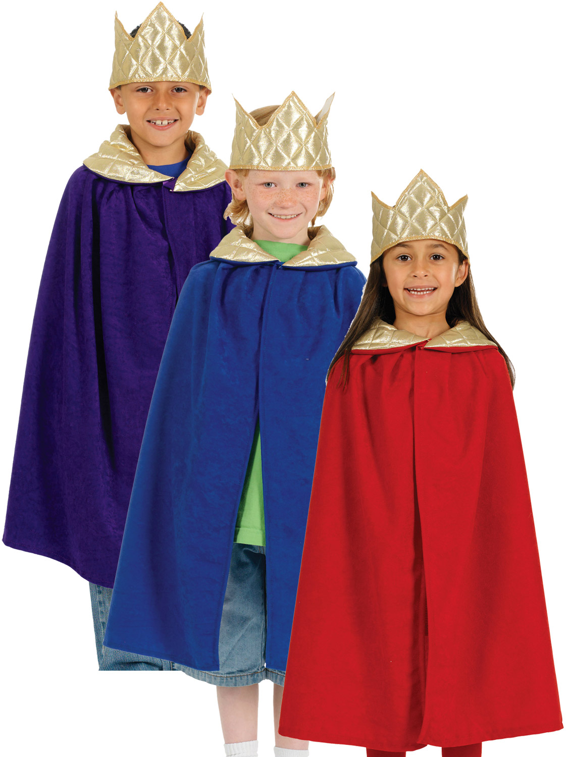 Kids Christmas Dress Australia.Details About Childs Nativity King Costume Boys Girls Christmas Fancy Dress Kids Xmas Outfit