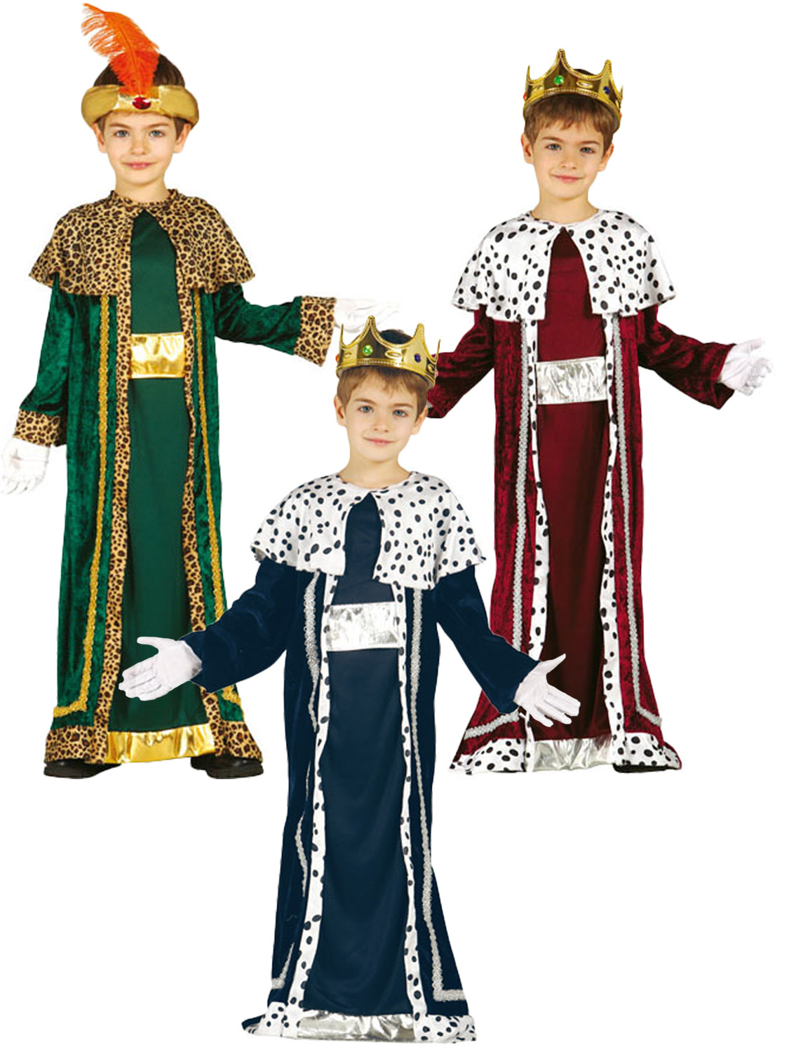 Boys wise men costume childs christmas king nativity fancy dress kid transform your child into a wiseman or a king this christmas with this boys xmas nativity costume solutioingenieria Choice Image