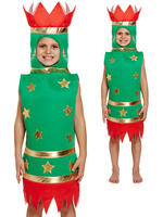 Child's Christmas Cracker Costume