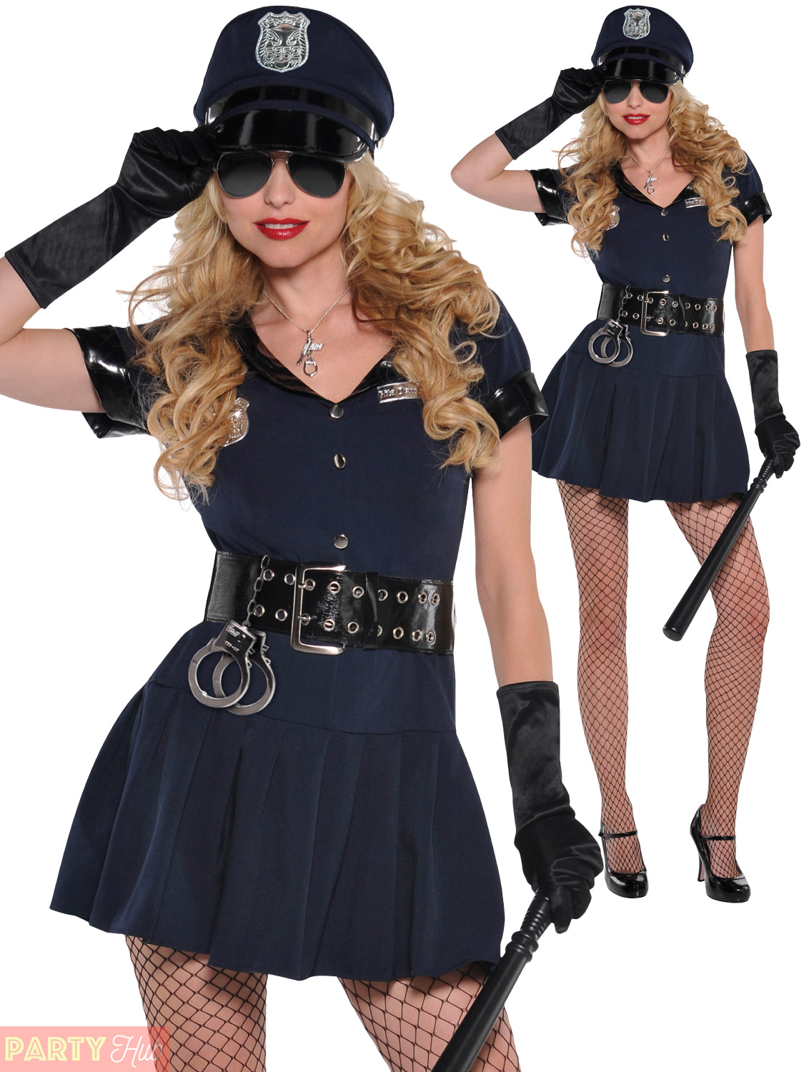 police women costumes Adult