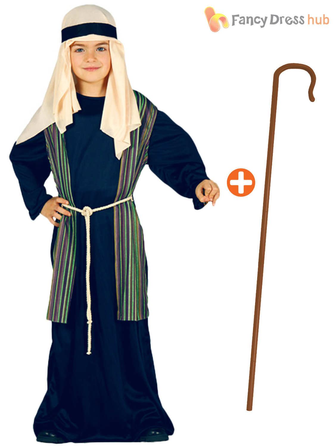 ... Picture 2 of 5 ...  sc 1 st  eBay : boys shepherd costume  - Germanpascual.Com